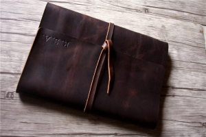 personalized large bound journal