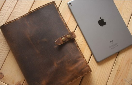 document leather portfolios