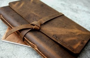 leather albums printing