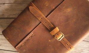leather bound journal amazon