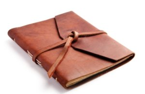 lifetime leather notebook journal
