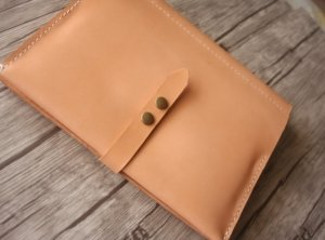 leather portfolio A4 size