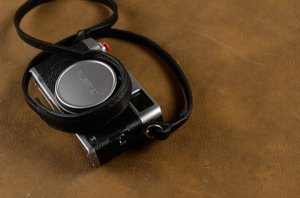 camera strap design