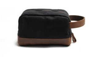 canvas toiletry bags