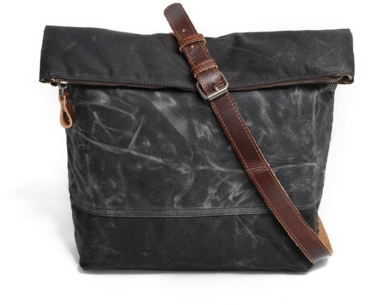 cowbody waxed canvas bags