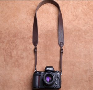 how to make a SLR camera strap