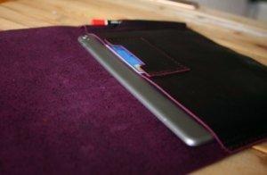 ipad pro leather case apple pencil