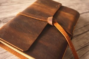 leather journal amazon