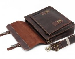 leather laptop bags briefcase
