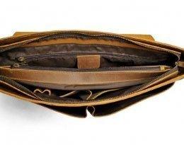 leather messenger bags men