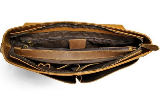 leather messenger bags men