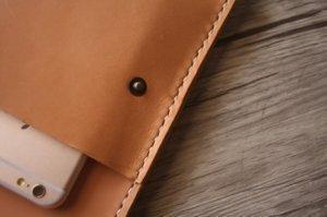 leather portfolio pad briefcase
