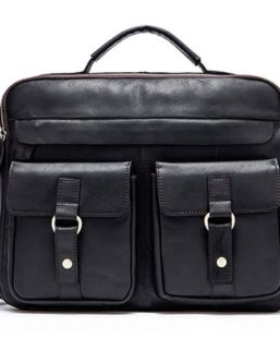 leather work bag women's handbag