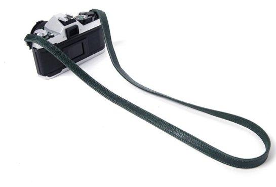 thin camera strap