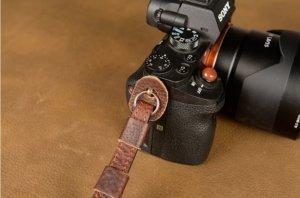 vintage camera strap