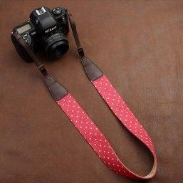 western camera strap