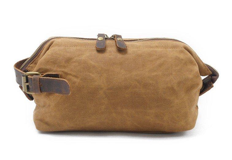 Women Dopp Kit Canvas Bag