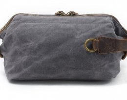 zipper dopp kit bags