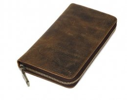 leather wallet custom corporate gifts