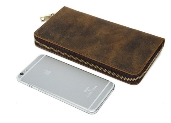 leather wallet mens
