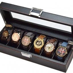 personalized mens watch box