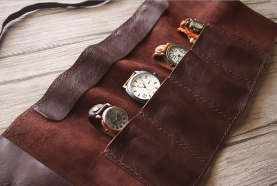 personalized watch case
