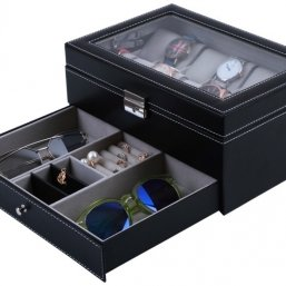 personalized womens watch box
