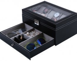 personalized womens watch box