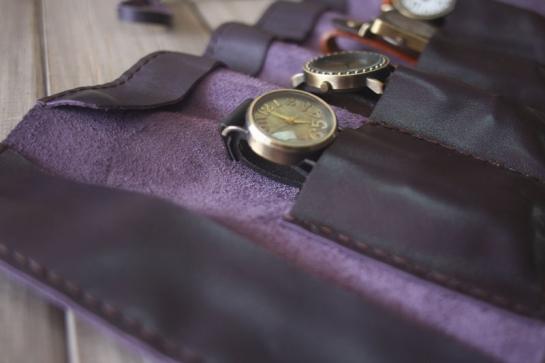 watch strap holder