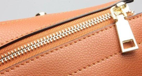 quality fashion leather tote handbags
