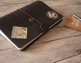 refillable diary journal