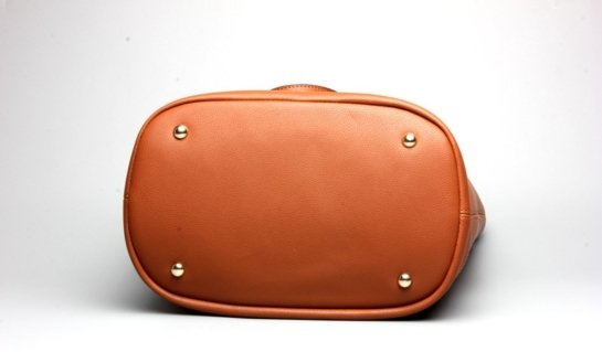 thick leather women's handbags totes