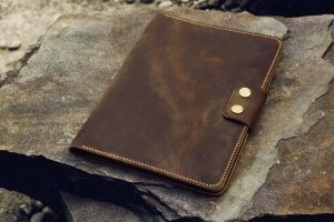 leather art portfolio