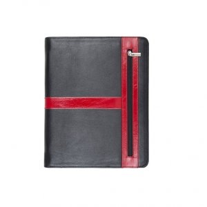 leather folder organizer