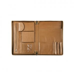 leather planners and organizers