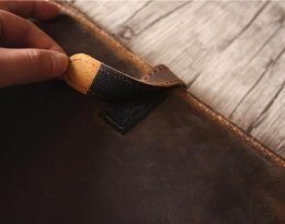 leather pocket organizer