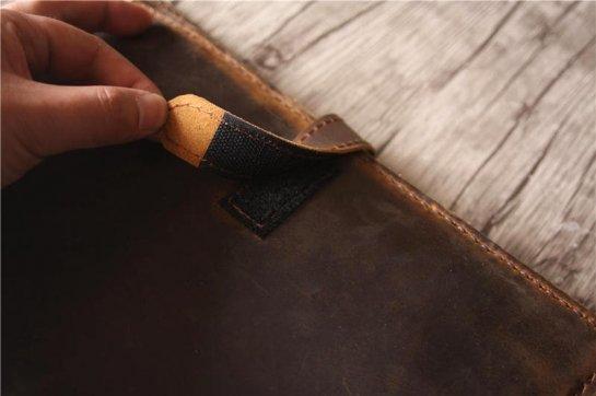 leather pocket organizer