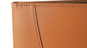 leather portfolio pad women