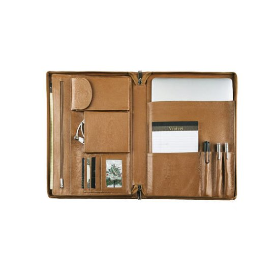 leather weekly planner
