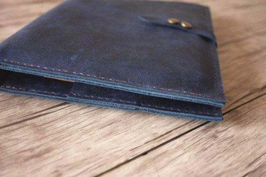 quality leather portfolio