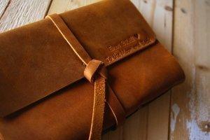 vintage notebook journal