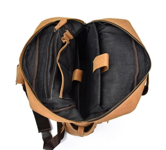 mini leather backpack purse