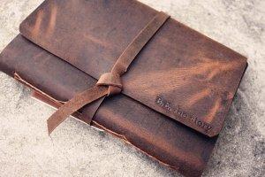 handmade leather journals australia