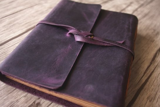 leather bound journal amazon