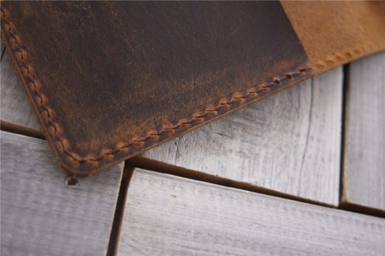 leather journal refillable personalized