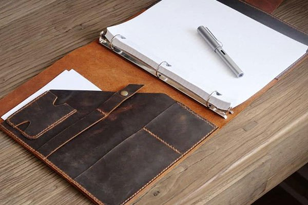 leather-portfolio-binder