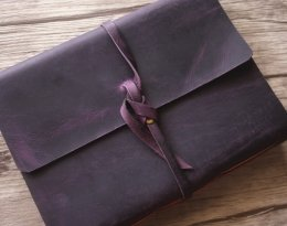 nice leather bound journal