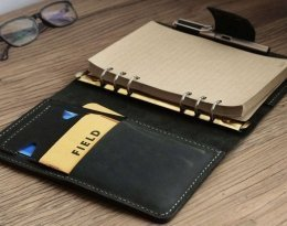 personalized leather journal for her