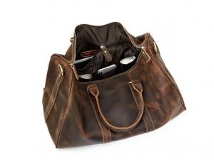 leather weekend bags women