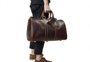 mens weekend bags